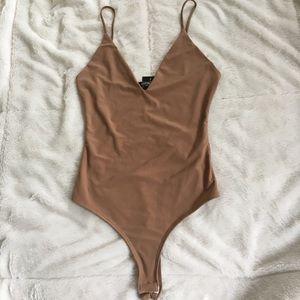 Fashion Nova One-Piece Thong Bodysuit